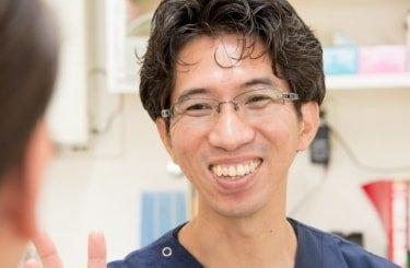 谷山ファミリー歯科クリニック 院長 永田紳吾