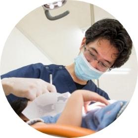 『頼れる身近な歯医者さん』