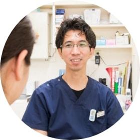 患者さんの声に耳を傾け、 丁寧な説明と適切な治療